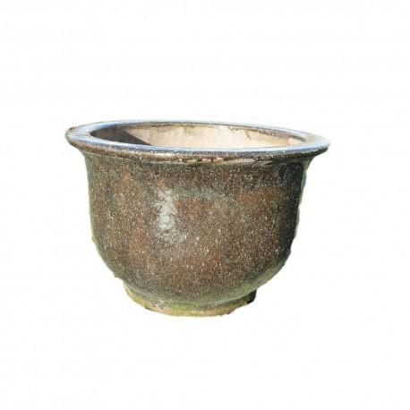 Bellpot chun-blue Dunkelbraun inkl. Unterteller