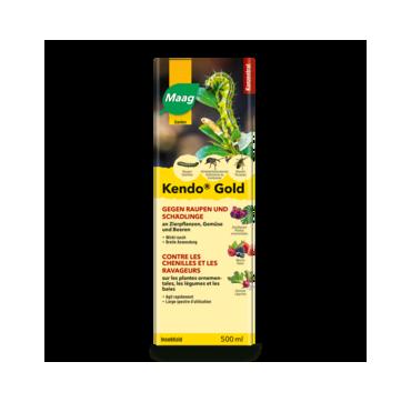Maag - Kendo Gold - gegen Raupen und Schädlinge