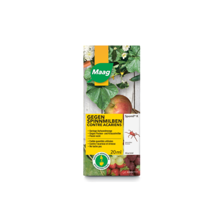 Maag - Spomil Special gegen Thrips / Spinnmilben