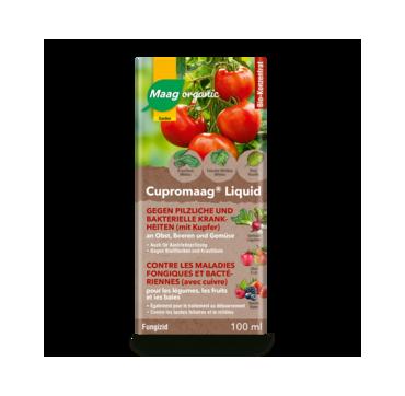 Maag organic - SanoPlant Cupromaag Liquid